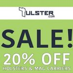 Tulster kydex profile Holsters discount code