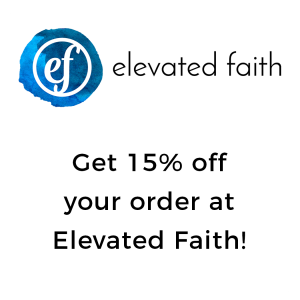 elevated faith discount code and coupons