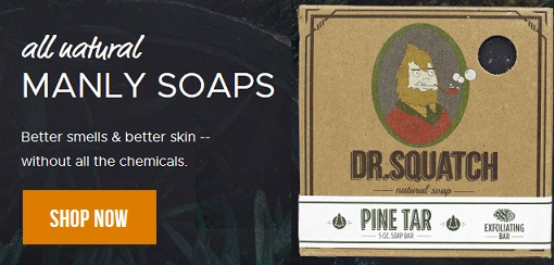 dr squatch soap coupon code