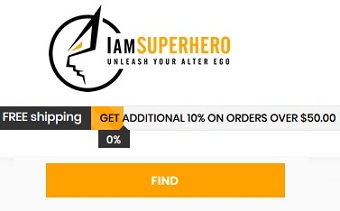 I am Superhero review and coupon code
