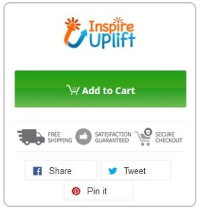 Inspire Uplift coupon code and free shipping