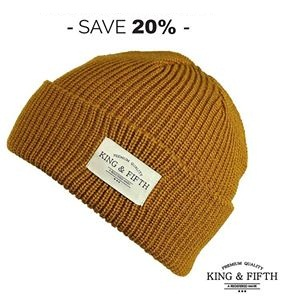 d1a5f1e52 King and Fifth Coupon: Exclusive Discount Code for Beanies August 2019