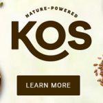 kos naturals protein coupon code