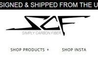 simply carbon fiber scf discount code