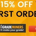 grademiners coupon code