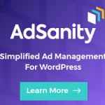 AdSanity plugin coupon code
