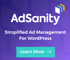 AdSanity plugin coupon code