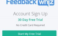 FeedbackWhiz free trial coupon code