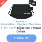 frostguard windshield cover coupon code