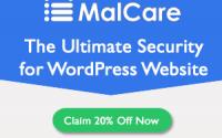 malcare plugin 20% coupon code