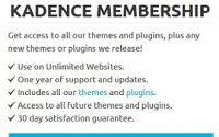 kadence themes coupon code and free download