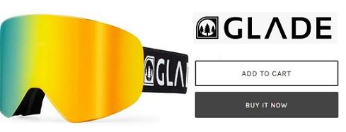 Glade Optics goggles coupon code