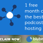 blubrry podcast hosting coupon code