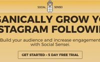 social sensei free trial coupon code