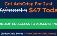 adscrisp review coupon code