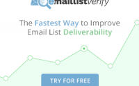 EmailListVerify review and coupon code