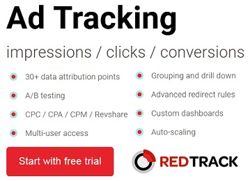 redtrack.io free trial coupon code