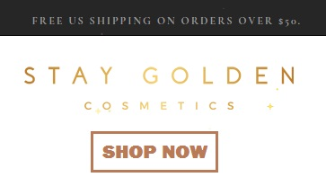 stay golden cosmetics glitter lip kit coupon code