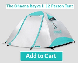 The Ohnana Rayve tent coupon code