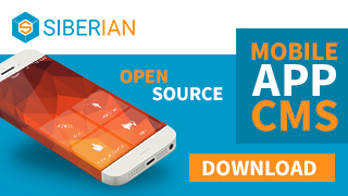 download Siberian CMS discount code