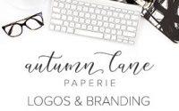 Autumn Lane Paperie logos coupon code