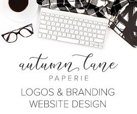 Autumn Lane Paperie logos coupon code