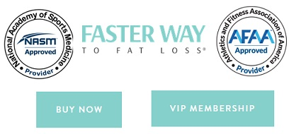 FASTer Way to Fat Loss FWTFL Coupon code