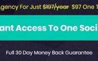 onesoci 3.0 discount code