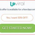 upviral lifetime coupon code