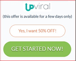 upviral lifetime coupon code