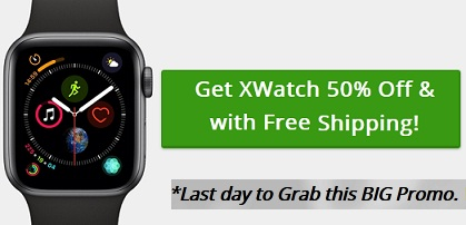 X-Watch 50% off coupon code
