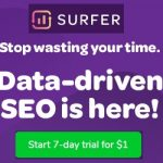 surfer seo review coupon code