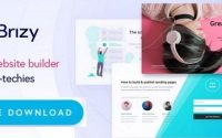 download brizy pro discount code
