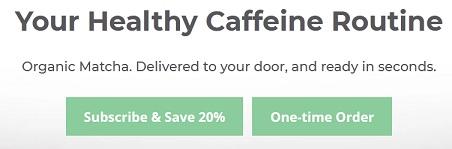 tenzo tea matcha premium coupon