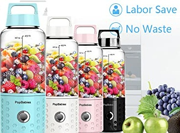 PopBabies Portable Blender coupon code
