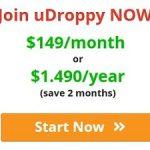 get udroppy pro coupon code
