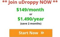 get udroppy pro coupon code