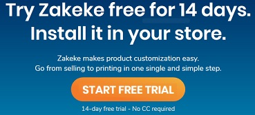Zakeke free trial coupon code