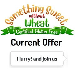 Something Sweet Without Wheat coupon code