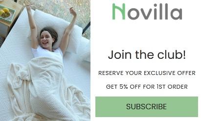 novilla mattress coupon code