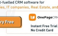 onepagecrm coupon code