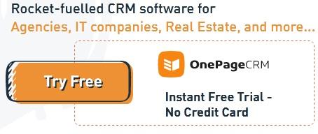 onepagecrm coupon code