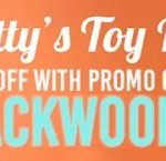 Betty's Toy Box coupon code logo