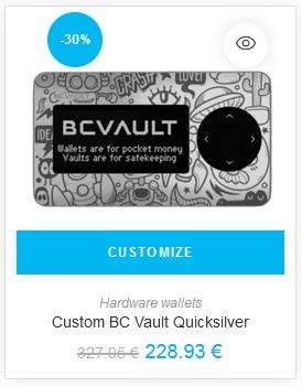 bc vault coupon code logo