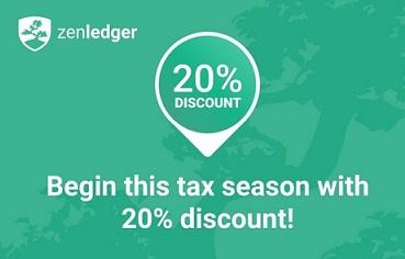 Zenledger coupon code logo