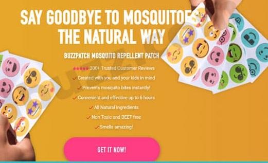 Buzz Patch coupon code logo