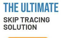 batch skip tracing discount code logo