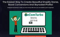 Ecom Turbo theme coupons logo